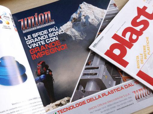 Editoria UNION EXTRUSION