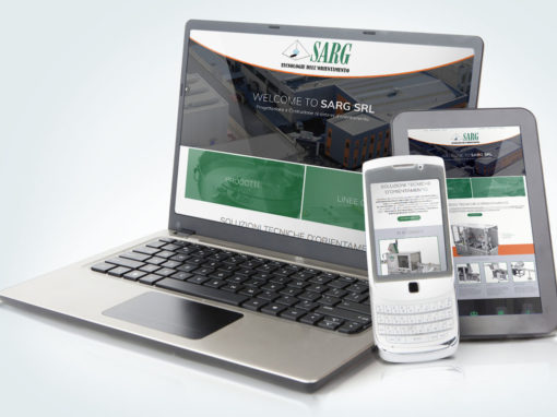 Sito web SARG